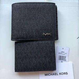 Michael Kors Mens Cooper Billfold Wallet